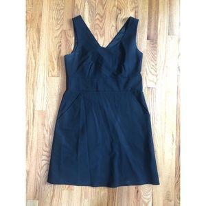 Theory black dress Sz 10